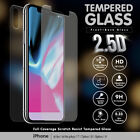 New 2.5D Tempered Glass Screen Protector iPhone X 8 7 6 6S Plus Cover Front Back