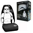 Black & White Star Wars Stormtrooper Single Front Car Truck Bucket Seat Cover $37.97 CAD