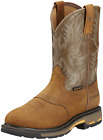 Ariat Men's Workhog Pull-On Work Boot - Aged Bark