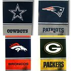 NFL Licensed Team Logo Tin Sign, 8 x 12-inches - Pick Your Team