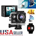 F60R Wifi 4K 1080P Ultra HD Sports Action Camera DVR Cam Camcorder Waterproof US
