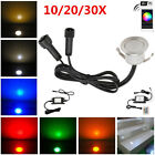 WIFI Controller RGB+Warm White 12V Outdoor Landscape Stair Step LED Deck Lights