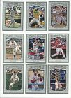 2013 TOPPS GYPSY QUEEN - STARS, ROOKIE RC'S, HOF - WHO DO YOU NEED!!!