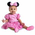 Внешний вид - NWT Disney Store 6 9 12 18 24 Mos Minnie Mouse Baby Costume Bodysuit Headband