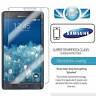100% Genuine Tempered Glass Screen Protector For Samsung Galaxy Phones