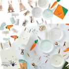 Ginger Ray Hoppy Easter Bunny Rabbit Carrot Party Egg Hunt Complete Table Set