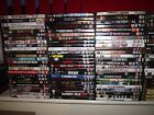 DVDS -  CHOOSE FROM A LIST OF GREAT HORRORS / THRILLERS JUST £1.69 EACH 50P P+P