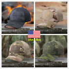 4 Colors Multicam Camouflage Outdoor Tactical Cap Military Hiking Baseball Hat