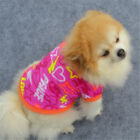 Small Pet Dog Clothes Costume Teddy Puppy Cat Warm Winter Soft Fleece Sweater