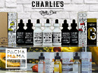 Charlie's Chalk Dust,  ALL FLAVORS | 60ML | 120ML New Black Ice | King Bellman !
