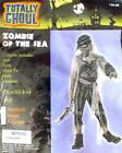 Boys Halloween 5pc ZOMBIE OF THE SEA costume, size Large NWT