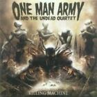 One Man Army and the Undead Quartet - 21st Century Killing Machine (CD) FREEPOST