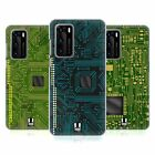 HEAD CASE DESIGNS CIRCUIT BOARDS HARD BACK CASE FOR HUAWEI PHONES 1
