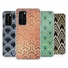 HEAD CASE DESIGNS TEXTURED ART DECO PATTERNS HARD BACK CASE FOR HUAWEI PHONES 1