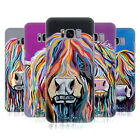 OFFICIAL STEVEN BROWN HIGHLAND COW COLLECTION 1 BACK CASE FOR SAMSUNG PHONES 1