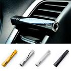 Colorful Car Air Conditioning Vent Clip Perfume Air Freshener Fragrance