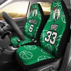 Boston Celtics  pair of car seats Covers customizable on eBay
