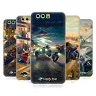 OFFICIAL LONELY DOG ADVENTURE SOFT GEL CASE FOR HUAWEI PHONES