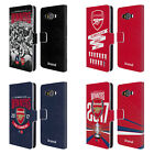 ARSENAL FC 2017 EMIRATES FA CUP WINNERS LEATHER BOOK CASE FOR SAMSUNG PHONES 2