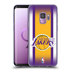OFFICIAL NBA LOS ANGELES LAKERS SOFT GEL CASE FOR SAMSUNG PHONES 1