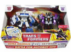 Hasbro Transformers Classic Voyager Battle For Autobot City Ultra Magnus Vs...