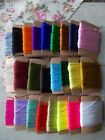 0.8MM JEWELLERY STRING/CORD FOR NECKLACE,BRACELET, NYLON THIN STRINGING BEADS