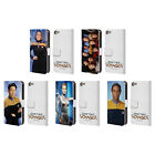 STAR TREK ICONIC CHARACTERS VOY LEATHER BOOK CASE FOR APPLE iPOD TOUCH MP3