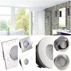 IP65 Bathroom Downlights Round Square 3 Colours GU10 5 - 7 Watt white or warm