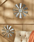 The Lakeside Collection 2-Pc. Windmill Wall Decor Set