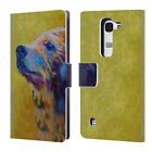 OFFICIAL MARION ROSE BEAR LEATHER BOOK WALLET CASE COVER FOR LG PHONES 2