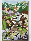 RICK AND MORTY #1 2nd Ptg Variant, ONI (2015) VF/NM