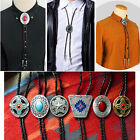 Classic Bolo Bola Tie Bow Tie Cravat Leather Necktie Clearance Sale Low Price