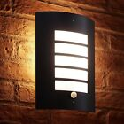 Auraglow Dusk Till Dawn Daylight PIR Motion Detection Sensor Outdoor Wall Light