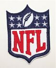 Main nfl Logo Embroidered white background Iron-on Patch-Free Shipping