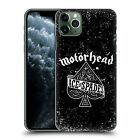 OFFICIAL MOTORHEAD LOGO HARD BACK CASE FOR APPLE iPHONE PHONES