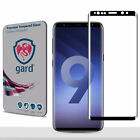 Gard® Black 3D Tempered Glass Screen Protector Cover For Samsung Galaxy S9/S9+