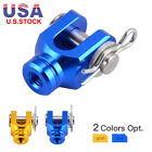 Anodized Rear Brake Pedal Clevis for Yamaha YZ125 YZ250F YZ450F FX WR250F WR450F image