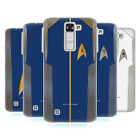 OFFICIAL STAR TREK DISCOVERY UNIFORMS SOFT GEL CASE FOR LG PHONES 2