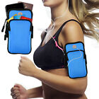 Multifunctional Sports Armband Pockets Workout Running Arm Bags For Smart Phones