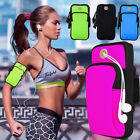 Sports Armband Multifunctional Pockets Workout Running Arm Bag For Smart Phones