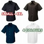 Russell 3 5 10 Pack Mens Boys Short sleeve Tencel fitted shirt formal casual lot