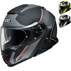 Shoei Neotec 2 Excursion Flip Front Motorcycle Helmet Modular Motorbike Bike Lid