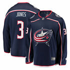 Fanatics Branded Seth Jones Columbus Blue Jackets Navy Breakaway Jersey NHL