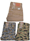 Levis Jeans 511 Men's Slim Fit Casual Camo Pants Choose Size & Color