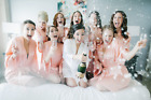 8 Bachelorette Party Favors/Giant Diamond Ring Necklaces/Ind