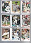 2013 TOPPS SERIES 1 & 2  #'S 251-500 - STARS, ROOKIE RC'S - WHO DO YOU NEED!!!