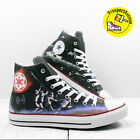 Stormtrooper Custom Converse All Star chucks High top Star Wars Athletic Shoes $100.0 USD on eBay