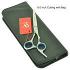 "6.0"" Barber Shop Hair Beauty Scissors Hairdressing Cutting Thinning Shear Razor"