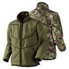 Seeland Trent Reversable Fleece Jacket Realtree Xtra Green / Duffel Green