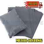 STRONG GREY POSTAGE MAILING BAGS *Mailers Plastic Post Polythene Self Seal Bags*